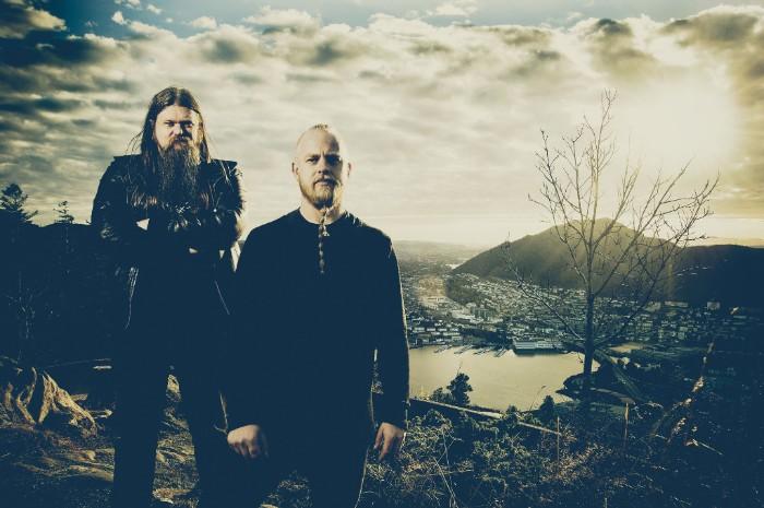 Wardruna/Enslaved collaboration Hugsjá announce debut concert in Bergen