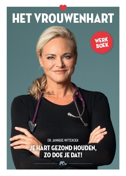 Het vrouwenhart werkboek Janneke Wittekoek