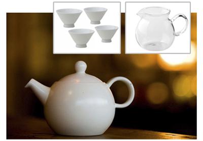 Wabi Sabi Tea Ware Set