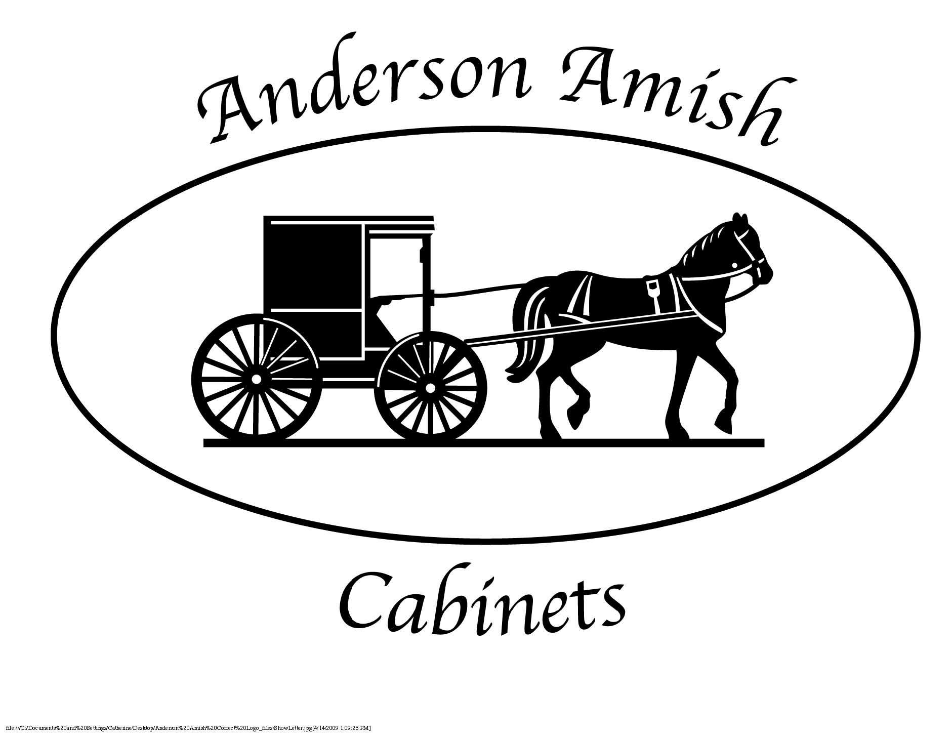 Anderson Amish Cabinets