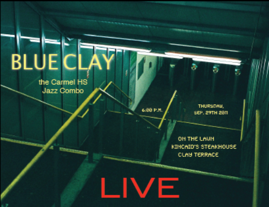 Blue Clay at Clay Terrace
