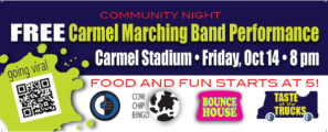 CARMEL MARCHING BAND