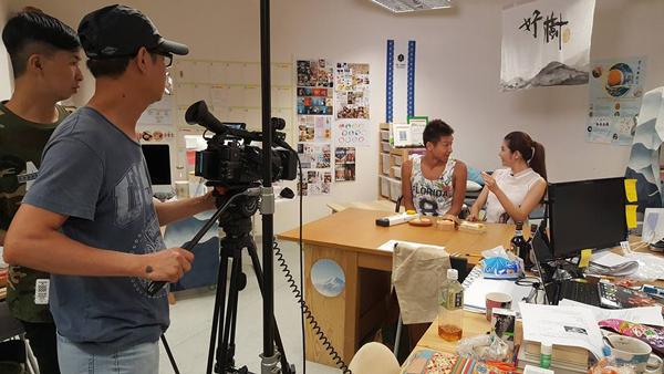 TVB Interviews DIP Incubatee