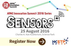 APAC Innovation Summit 2016 Series – Sensors