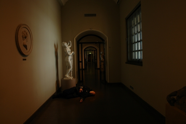 Symphony of a Missing Room – Gothenburg Museum of Art, 2010