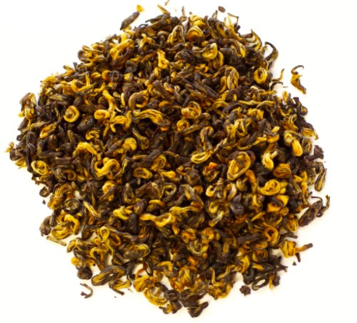 Organic Ruby Oolong- Young Mountain Tea