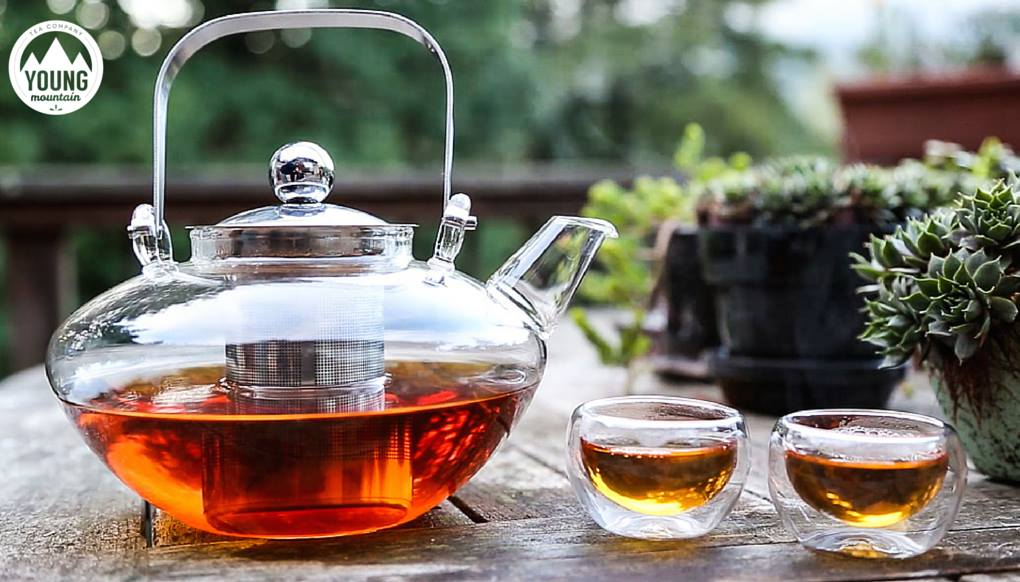 Suntea- kumaon black- young mountain tea