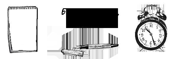 инструменты для фрирайтинга