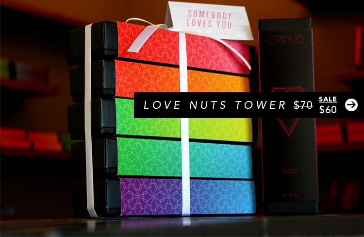 Love Nuts Tower