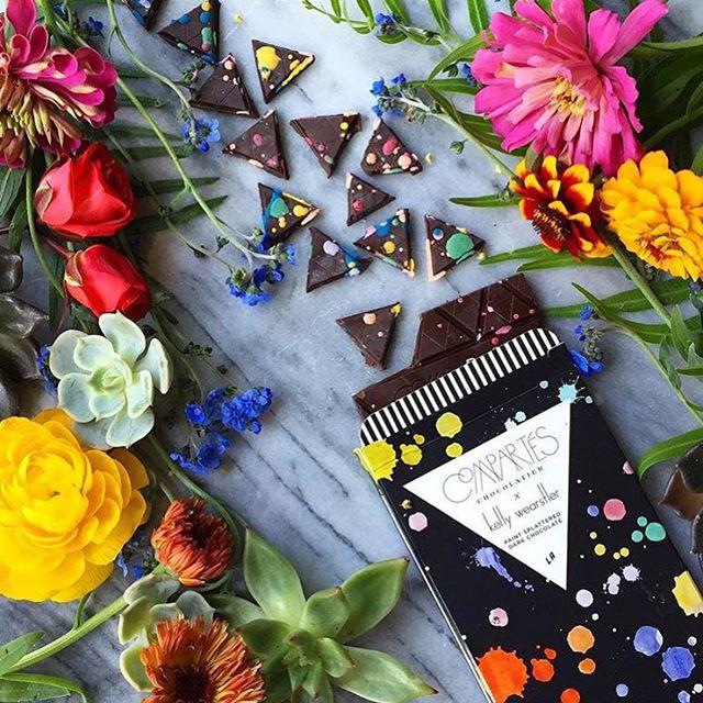 Compartes Kelly Wearstler Chocolate Hue Bar