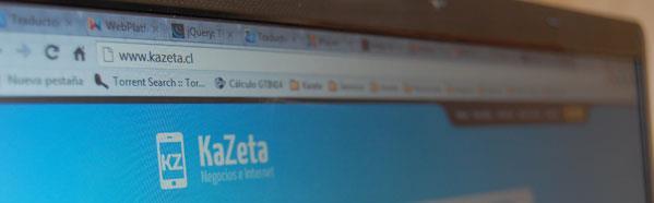 KaZeta, Negocios e Internet
