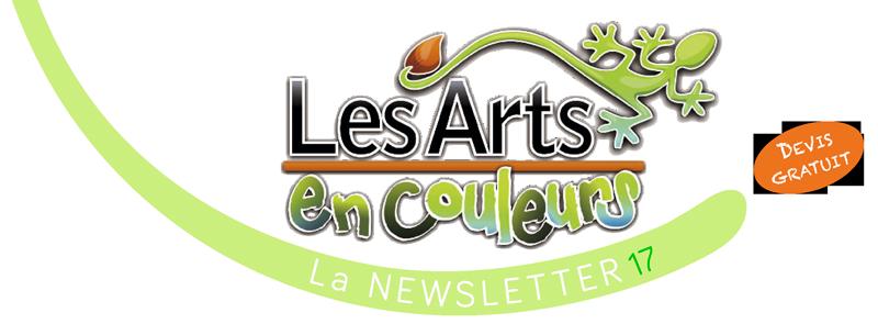 Les arts en couleurs — la newsletter 17