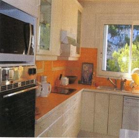 Avant: La vielle cuisine, changer sans tout casser!