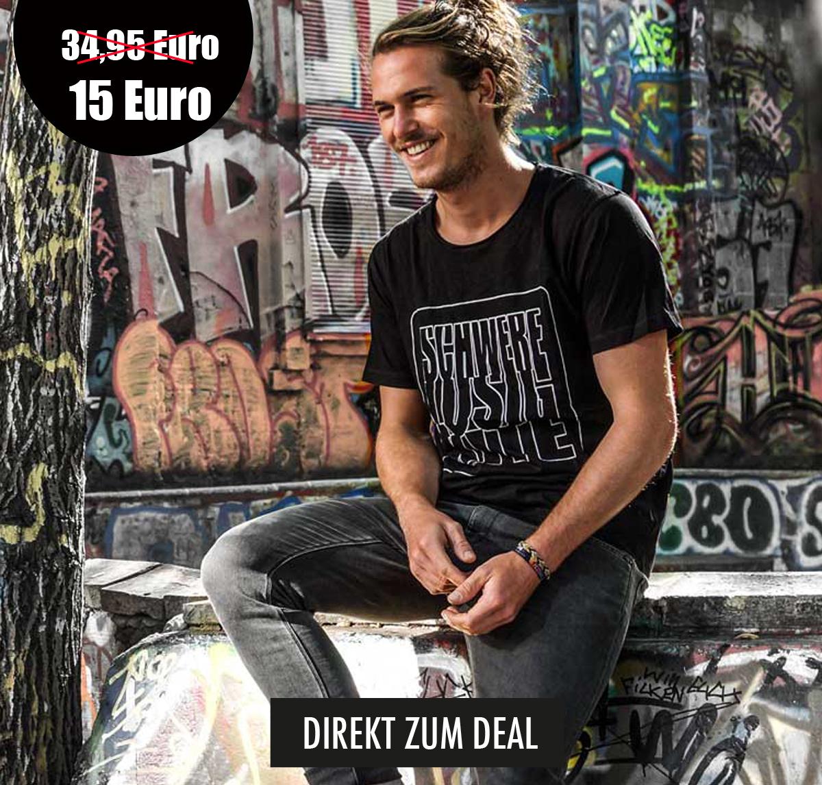 Deals der Woche Herren Shirt Street