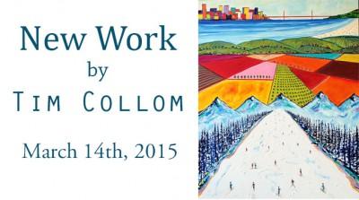 2nd Saturday ArtWalk: Tim Collom Gallery
