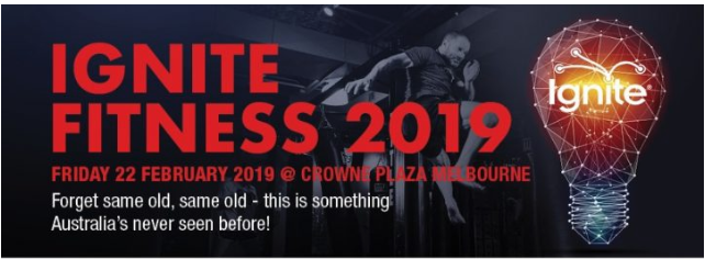 Ignite Fitness 2019