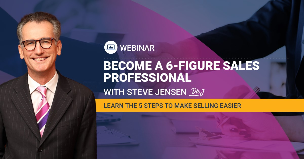 Learn the 5 Steps to Make Selling Easier