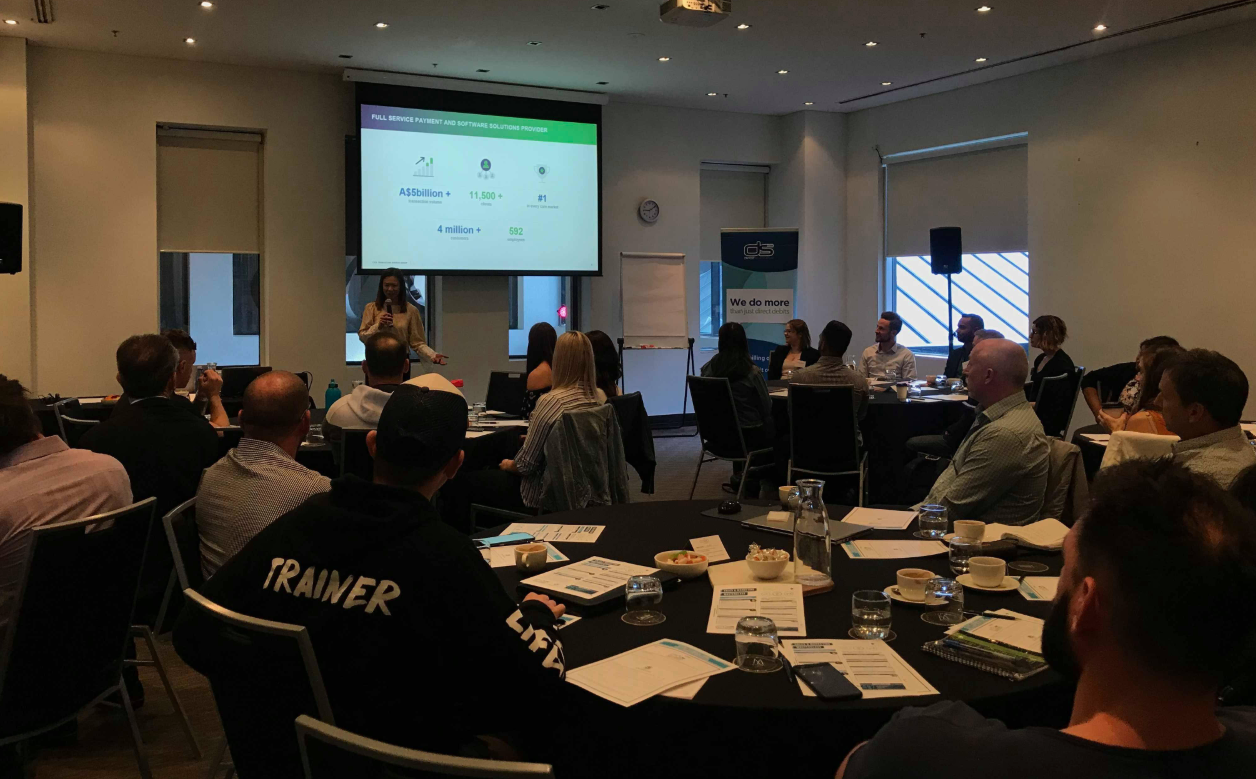 Debitsuccess Sales & Marketing Masterclass Melbourne 2018