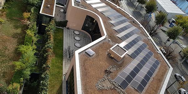 Lausanne Tourisme se met à l'énergie verte