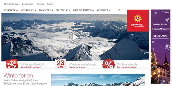 Campagne en Suisse