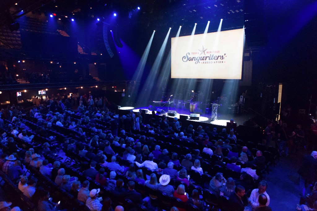 ACL Live at the Moody Theater Presents the Texas Heritage Songwriters' Association Hall of Fame Awards Show