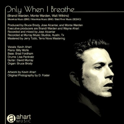 Ahart Single Cover - Only When I Breathe