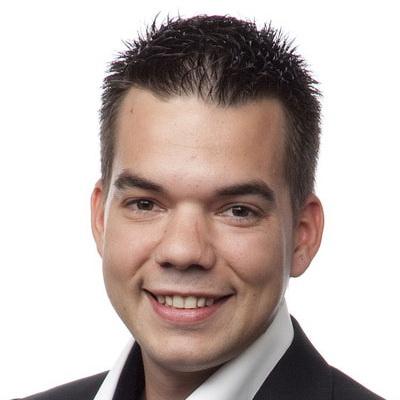 Fabrice Caillet-Bois, Conseiller général (Les Verts/Monthey)