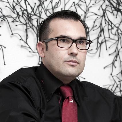 Sébastien Fanti, préposé valaisan à la protection des données