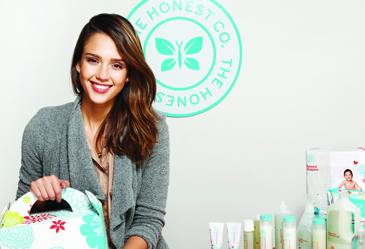 Jessica Alba and the Honest Co.