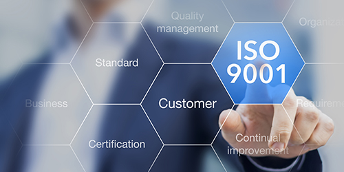 ISO 9001 Quality Solutions