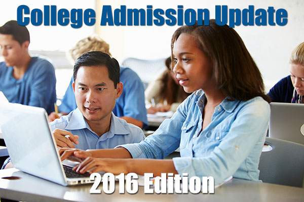 College Admission Update - Download now
