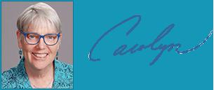 Carolyn'signature