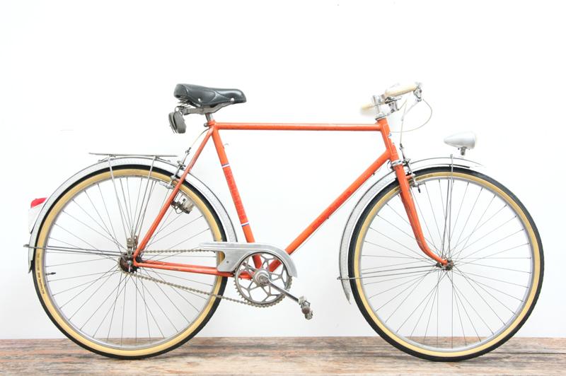 Manufrance Mid-Century Vintage Singlespeed Bike from around the 1950s!