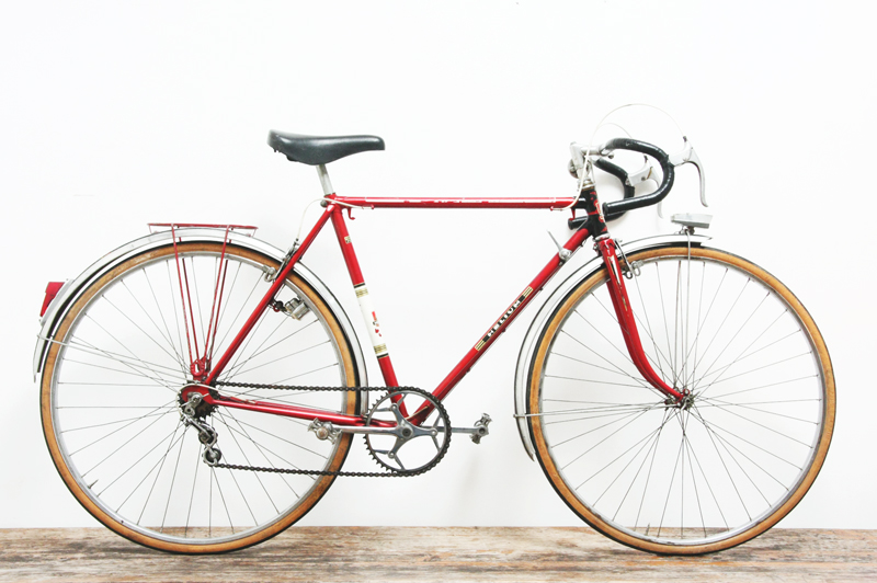 54cm Helium H8 Vintage Road Bike from the 1970s