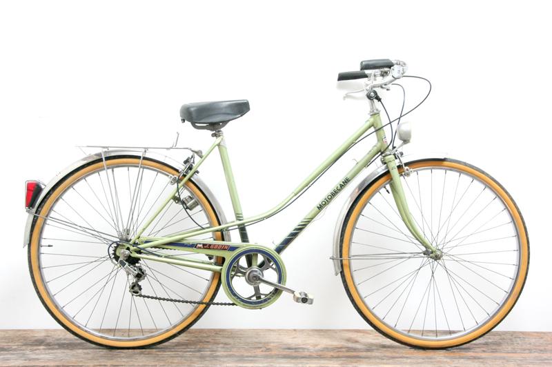 50cm Motobecane Ladies Vintage Town Bicycle
