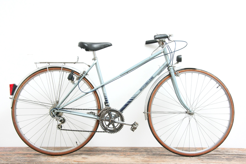 Small Vintage Ladies Bike by Motobecane - Modele Diffusion from 1980