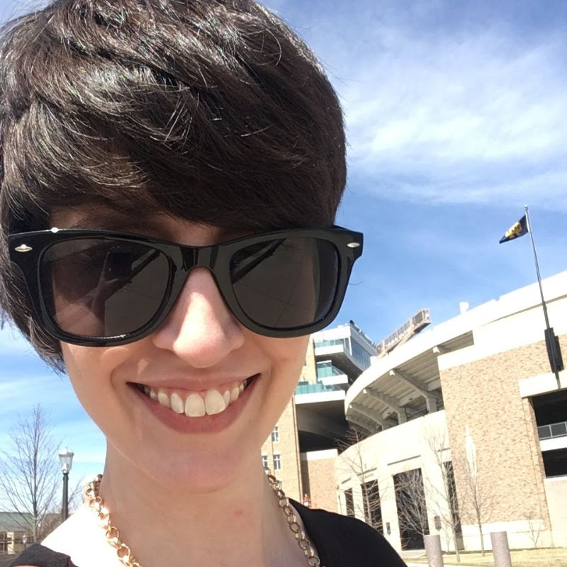 Emily Donahoe – PhD Professionalization Chair