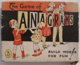 Anagrams... Build words for fun!