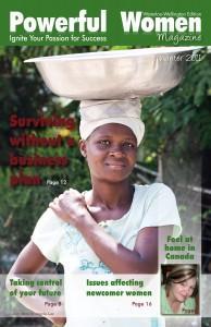Powerful Women Magazine - Winter 2011
