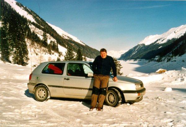 Niels med GOLF i Østrig