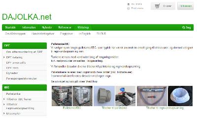 DOJOLKA WebShop