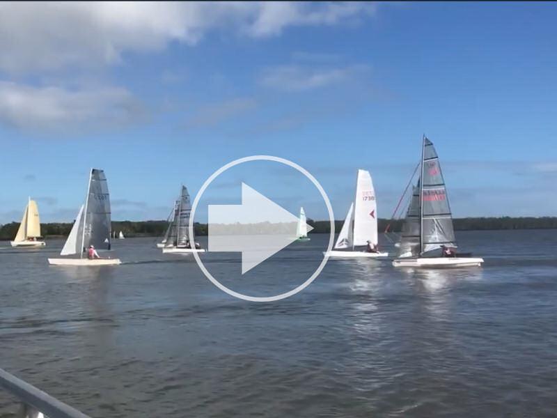 Close Quarters Sailing