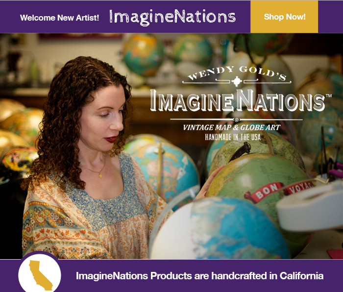 Welcome New Artist ImagineNations