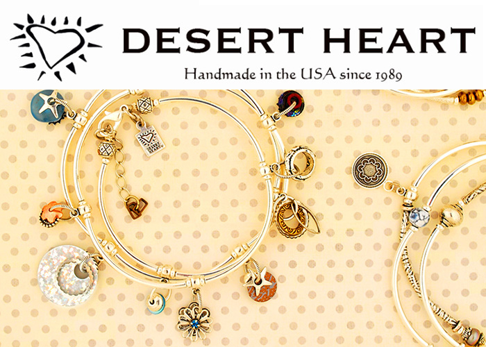 New Product from Desert Heart Jewelry