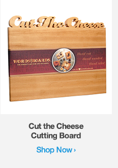 Shop Cut the Cheese Cutting Board