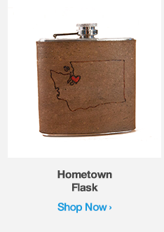 Shop Hometown Flask