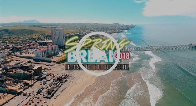 Rosarito Spring Break 2018 JusCollege