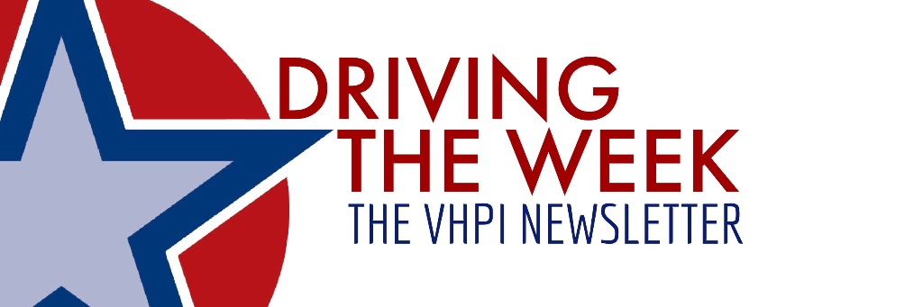 Driving the Week: The VHPI Newsletter Logo Image