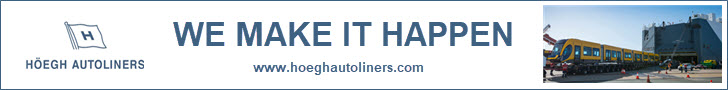Hoegh Autoliners Banner