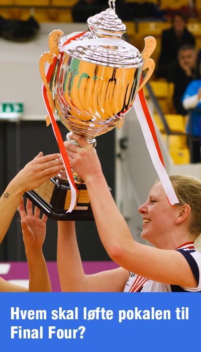 Kom og vær med til årets største volleyballfest, når otte af Danmark bedste hold samles til Final Four i Frederiksberg Hallen den 20.og 21. december og kæmper om at blive dansk pokalmester 2014.